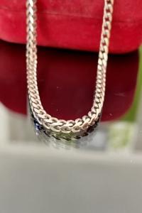 Különleges, gyönyörű, ezüst nyaklánc